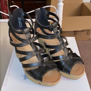 American Eagle Heeled Sandals Shoes